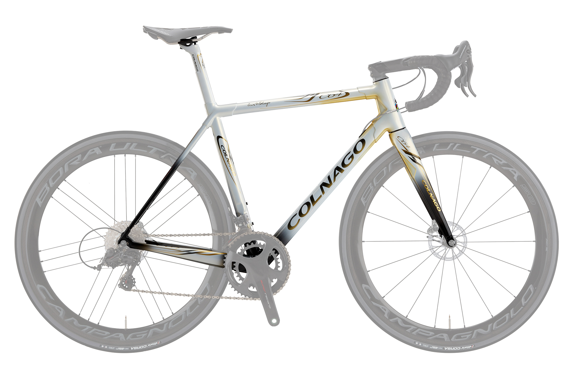 1d1edcaab7d Colnago C64 Disc Daytona Pro+ Bike | R&A Cycles