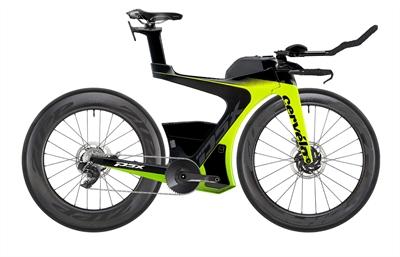 Cervelo P5X Daytona Pro 1+ Bike