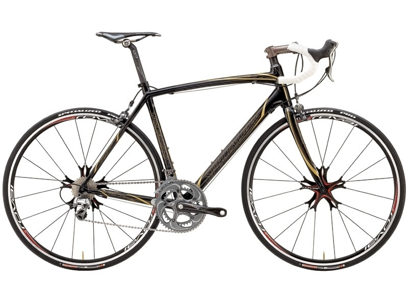 2008 Specialized Tarmac Pro Double Bike R A Cycles