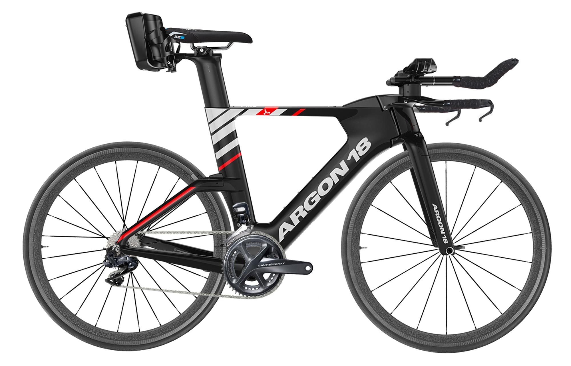 bc4a336b6f2 Argon 18 E-119 Tri+ Ultegra Di2 Bike | R&A Cycles