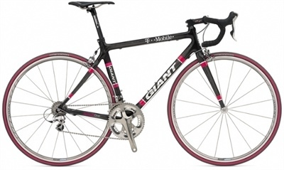 2006 Giant TCR Advanced Dura-Ace Bike