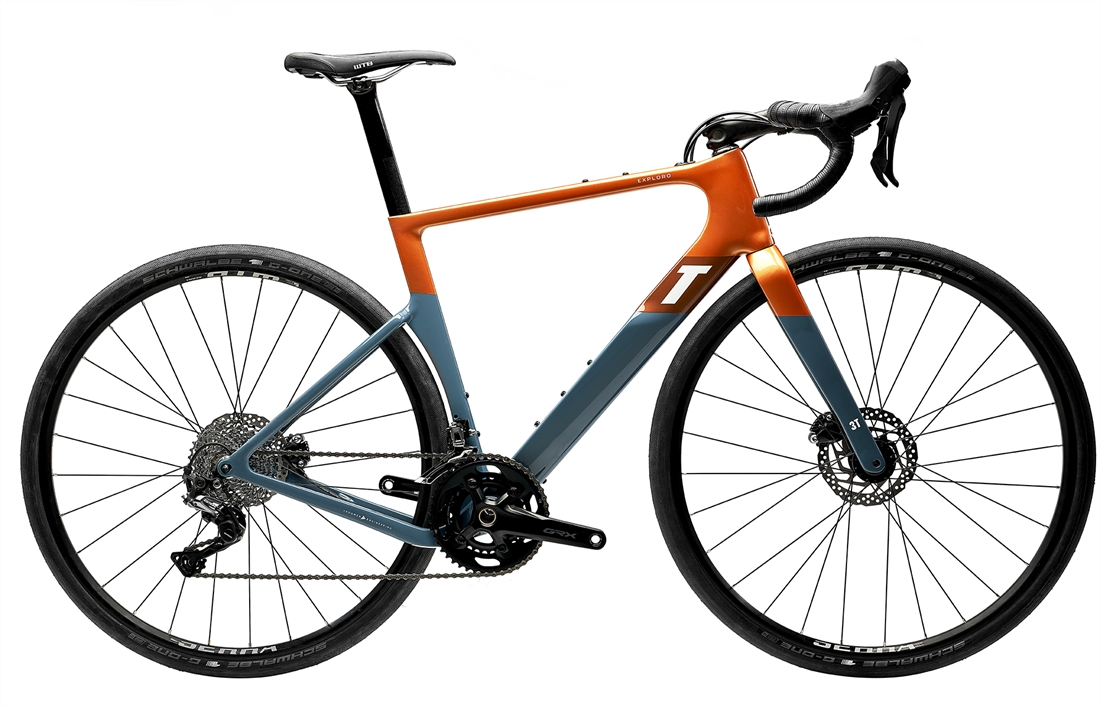 3T Exploro Race GRX 2x Bike
