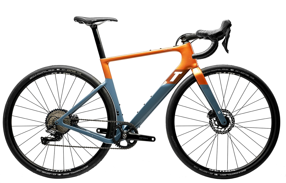 3T Exploro Race GRX 1x Bike