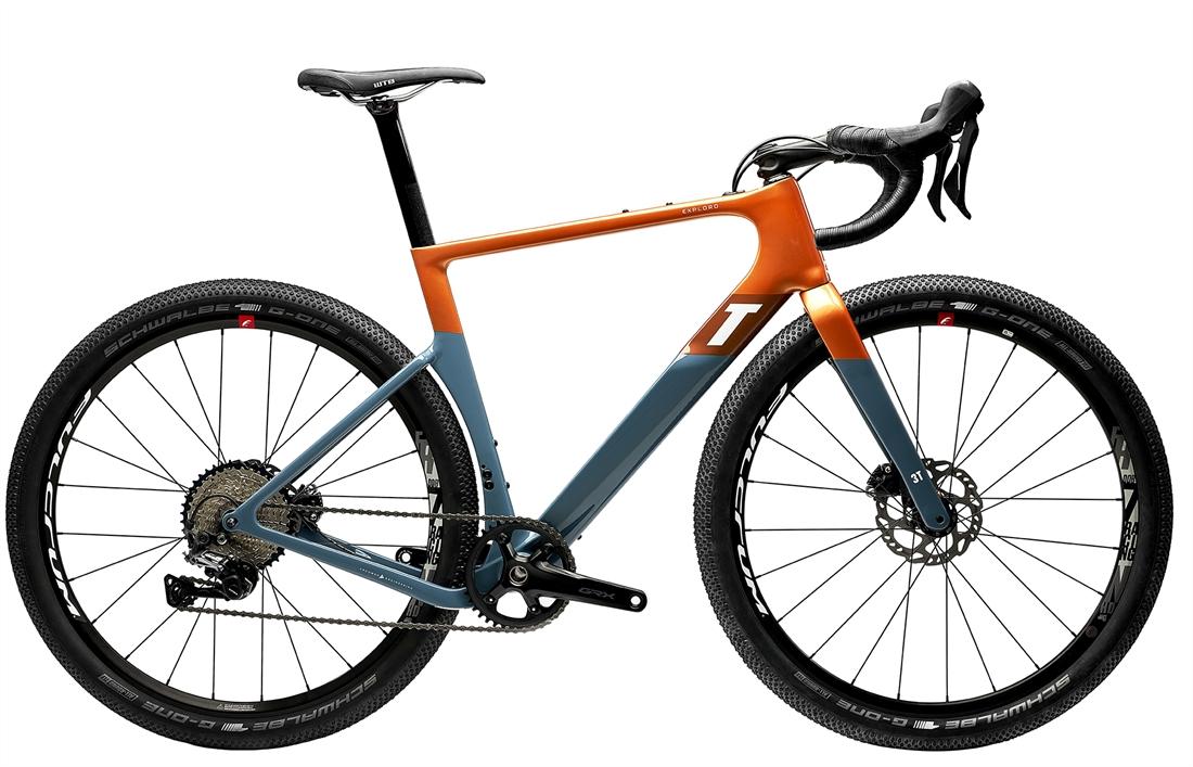 3T Exploro Max GRX 1x Bike