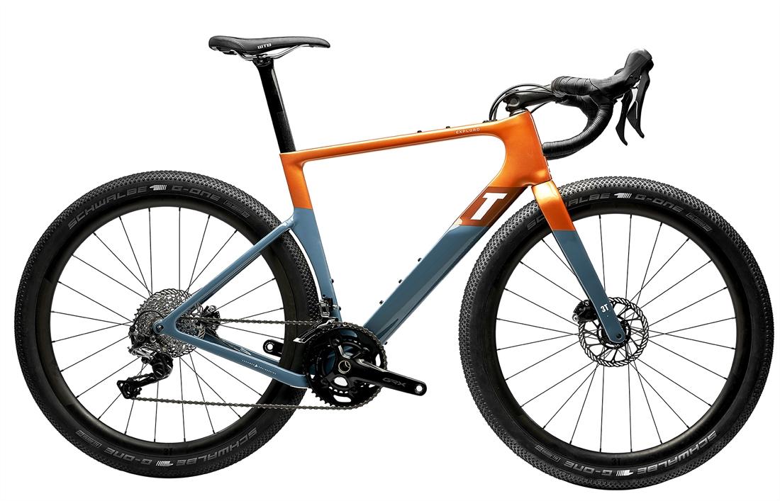 3T Exploro Max GRX 2x Bike