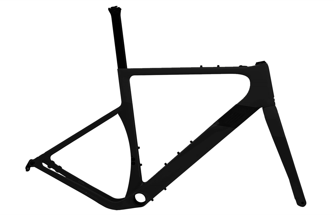 3T Exploro RaceMax 'Ready-to-Paint' Frameset