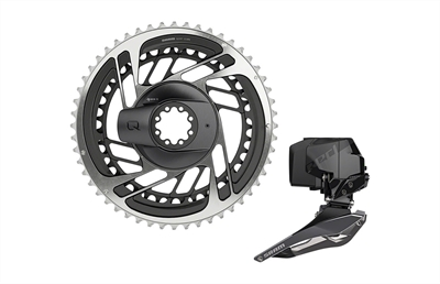 SRAM Red AXS Powermeter Kit with Front Derailleur
