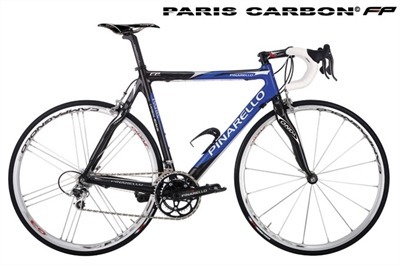 2006 Pinarello Paris Carbon Frameset