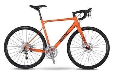 2014 BMC Grandfondo GF02 Disc 105 Bike