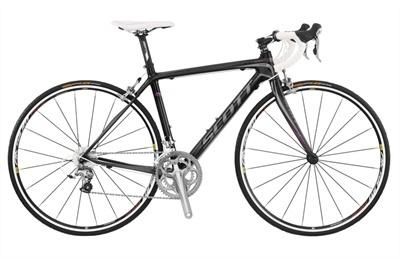 2011 Scott Contessa CR1 Team Bike