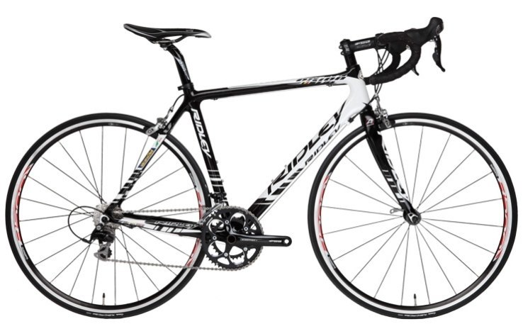 2012 Ridley Orion Ultegra Bike R A Cycles