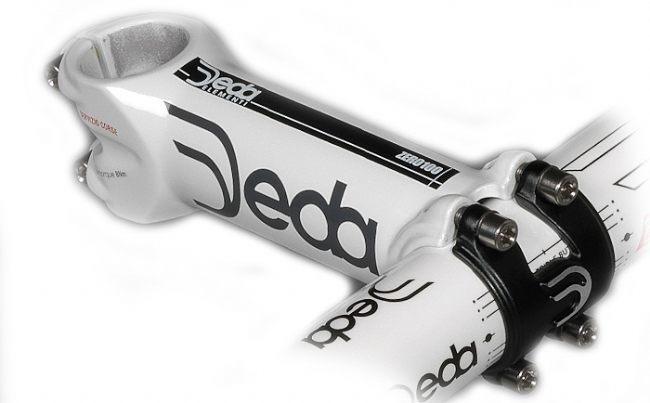 2012 Deda Zero 100 White Stem R Amp A Cycles