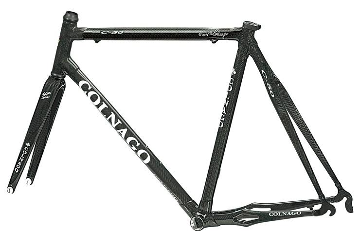 2008 Colnago C50 Frameset   R&A Cycles