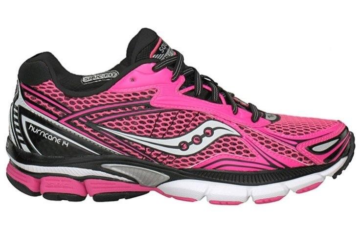 saucony running shoes hurricane 14