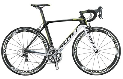 2014 Scott Foil Team Issue Compact Bike