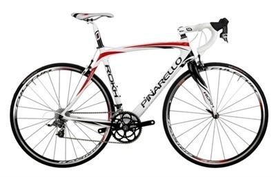 2011 Pinarello ROKH Force/Rival Bike