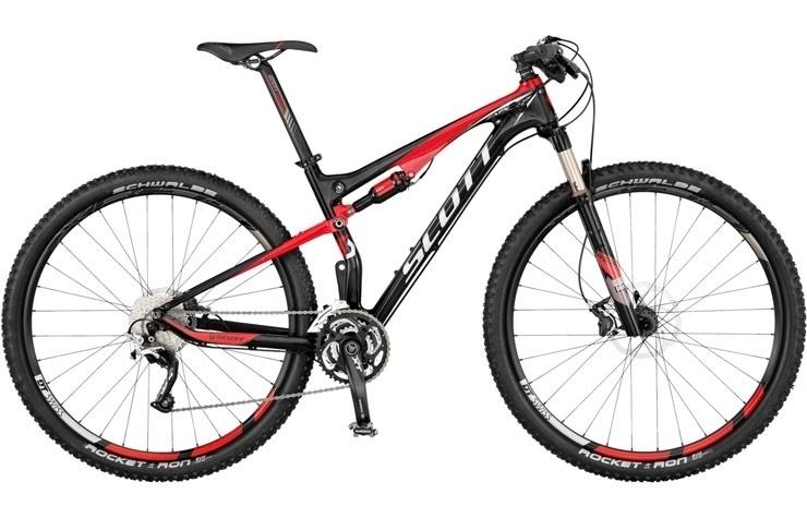 650cc2dfffb 2012 Scott Spark 29 Expert Bike | R&A Cycles