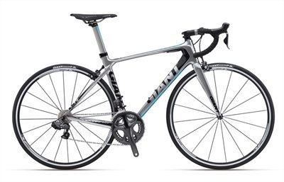 2012 Giant TCR Advanced 0 (Double) Bike