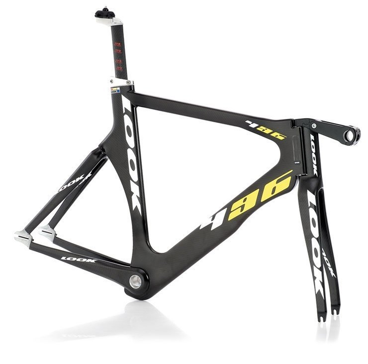 2008 Look 496 Athene Track Frameset | R&A Cycles