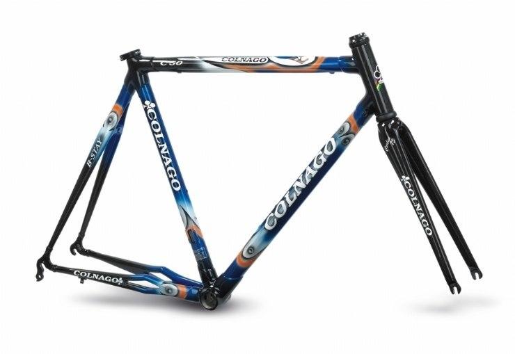 2010 Colnago C50 Frameset | R&A Cycles