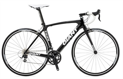 2011 Giant TCR Composite Bike