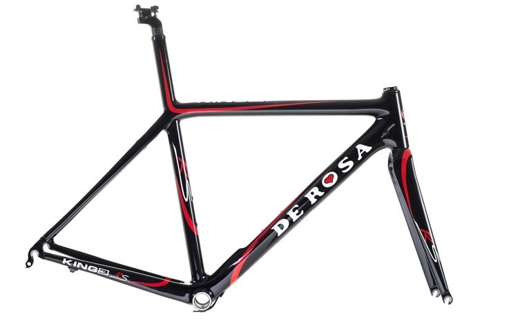 2011 De Rosa King 3 RS Concept Frameset | R&A Cycles