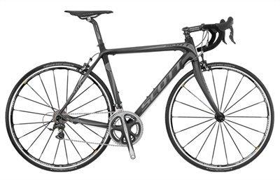 2011 Scott Addict R1 Compact Bike