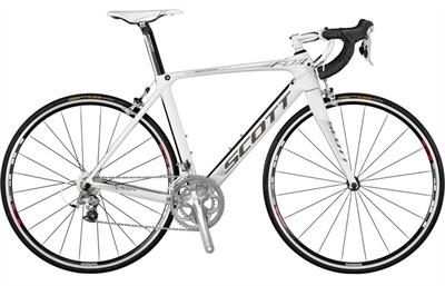 2012 Scott Foil 40 Compact Bike