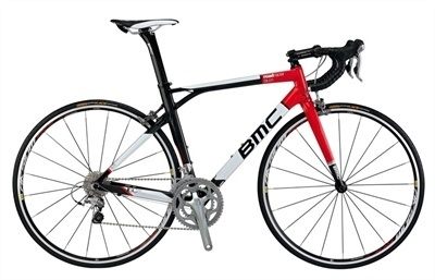 2012 BMC Road Racer SL01 105 Bike