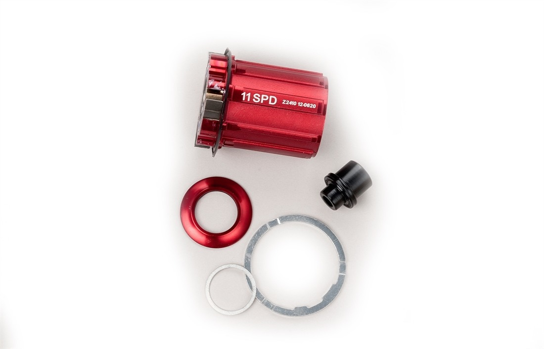 Current 188 Hub 11-speed SRAM//Shimano Red Zipp Freehub Kit for 2013