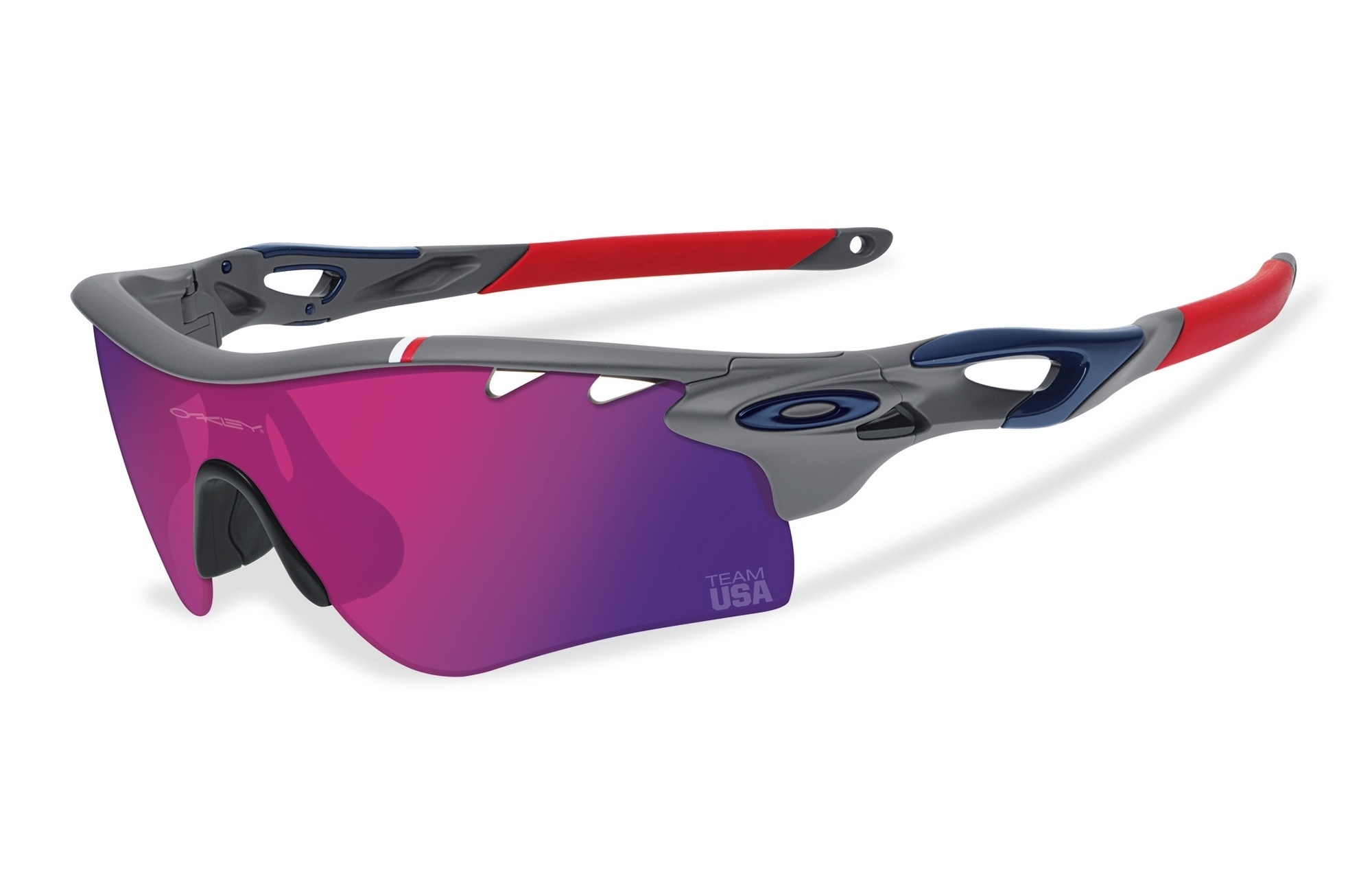 120163ce76 Oakley Radarlock Path Team USA Glasses