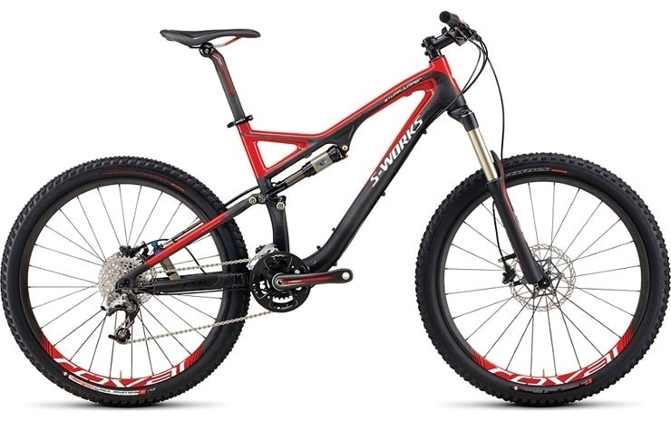 2011 Specialized S-Works Stumpjumper FSR Bike | R&A Cycles