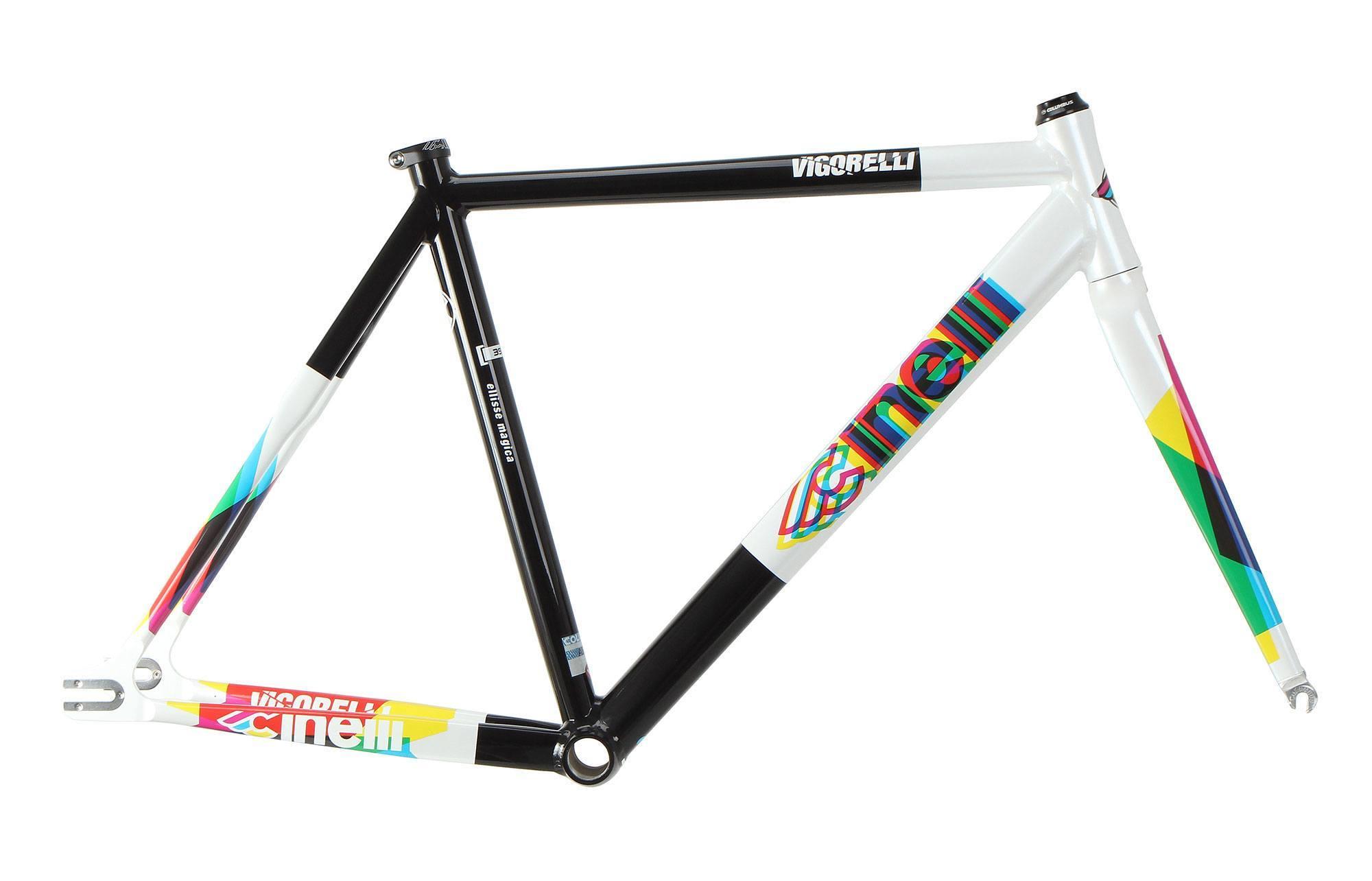 Cinelli Vigorelli Frameset | R&A Cycles