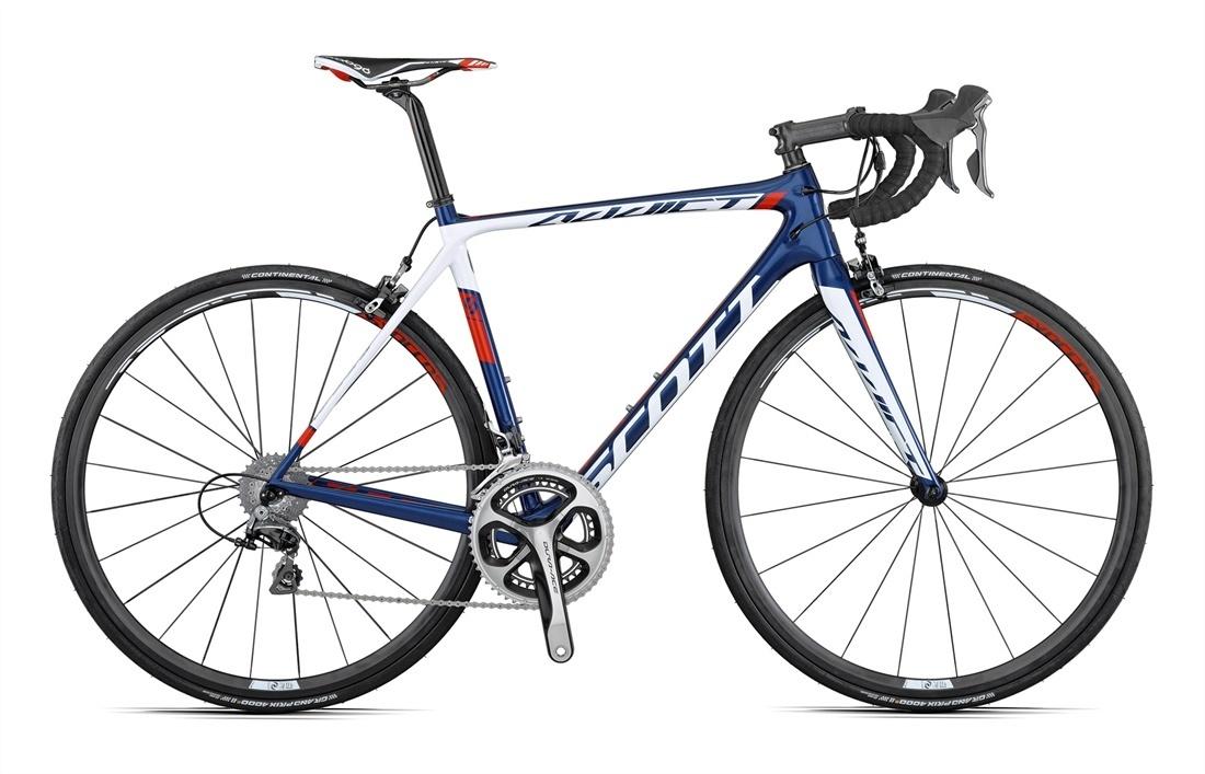 2015 Scott Addict Team Issue Bike R A Cycles