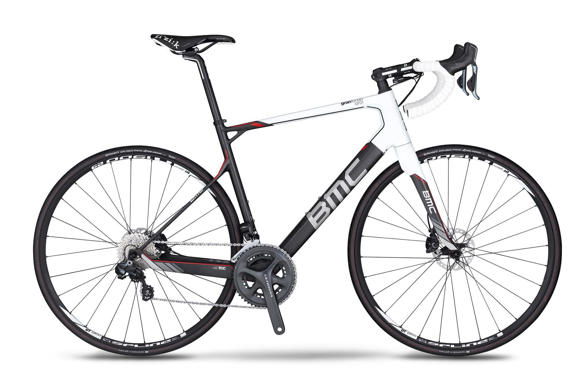 b0b89c1b2d7 2015 BMC GranFondo GF01 Disc Ultegra Di2 Bike | R&A Cycles