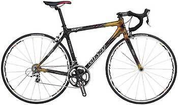 2005 Giant TCR Composite 0 Bike