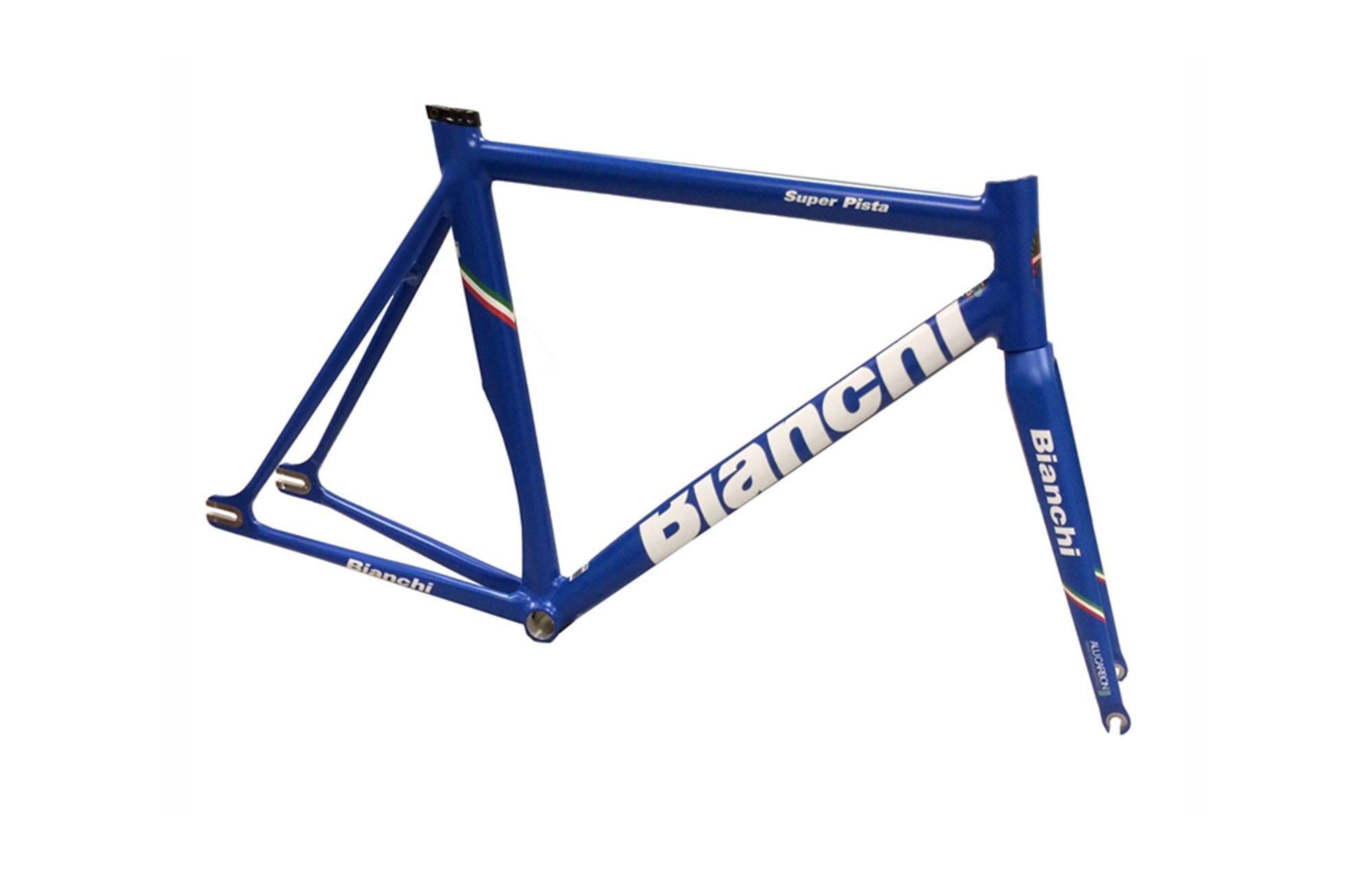 Bianchi Super Pista Frameset | R&A Cycles