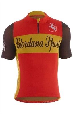 Giordana GS Knitted Wool Short Sleeve Jersey 1342bdf8b
