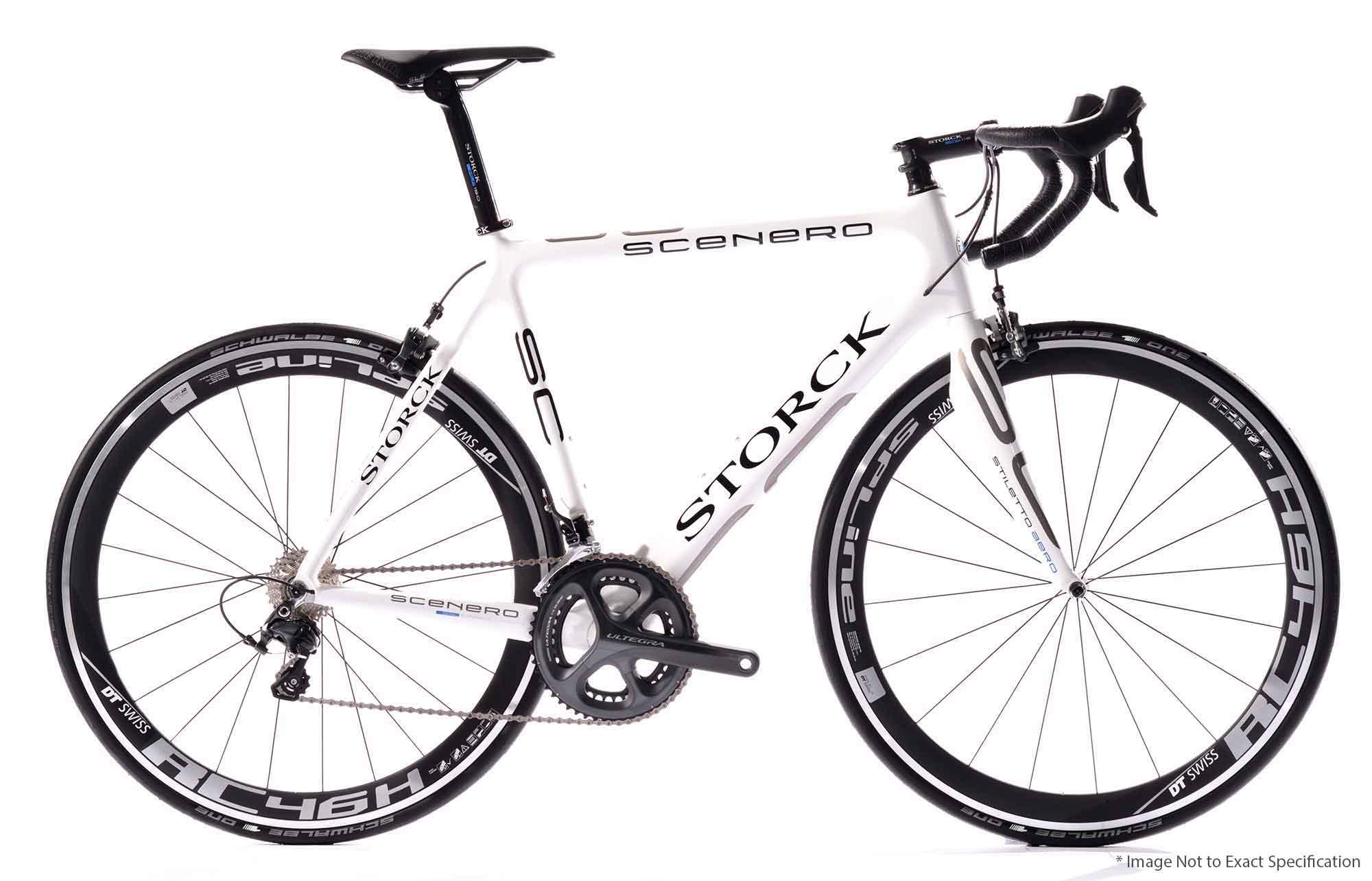 storck scenero g3 ultegra di2 bike r a cycles. Black Bedroom Furniture Sets. Home Design Ideas