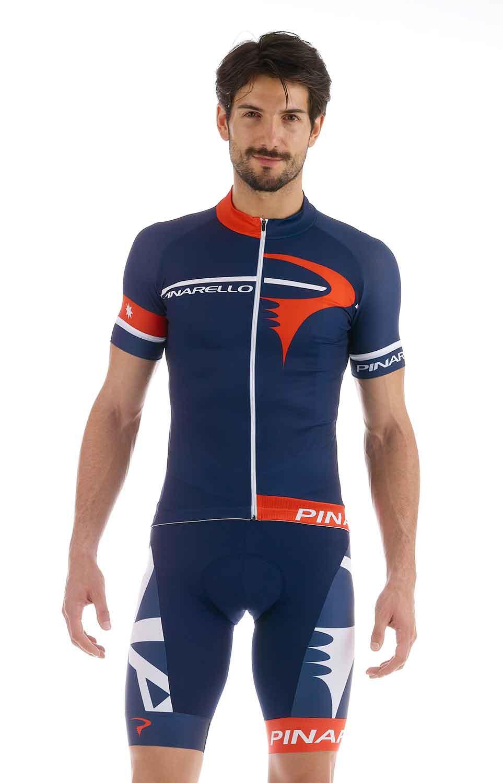 Pinarello Gara Short Sleeve Jersey  7e520ca38
