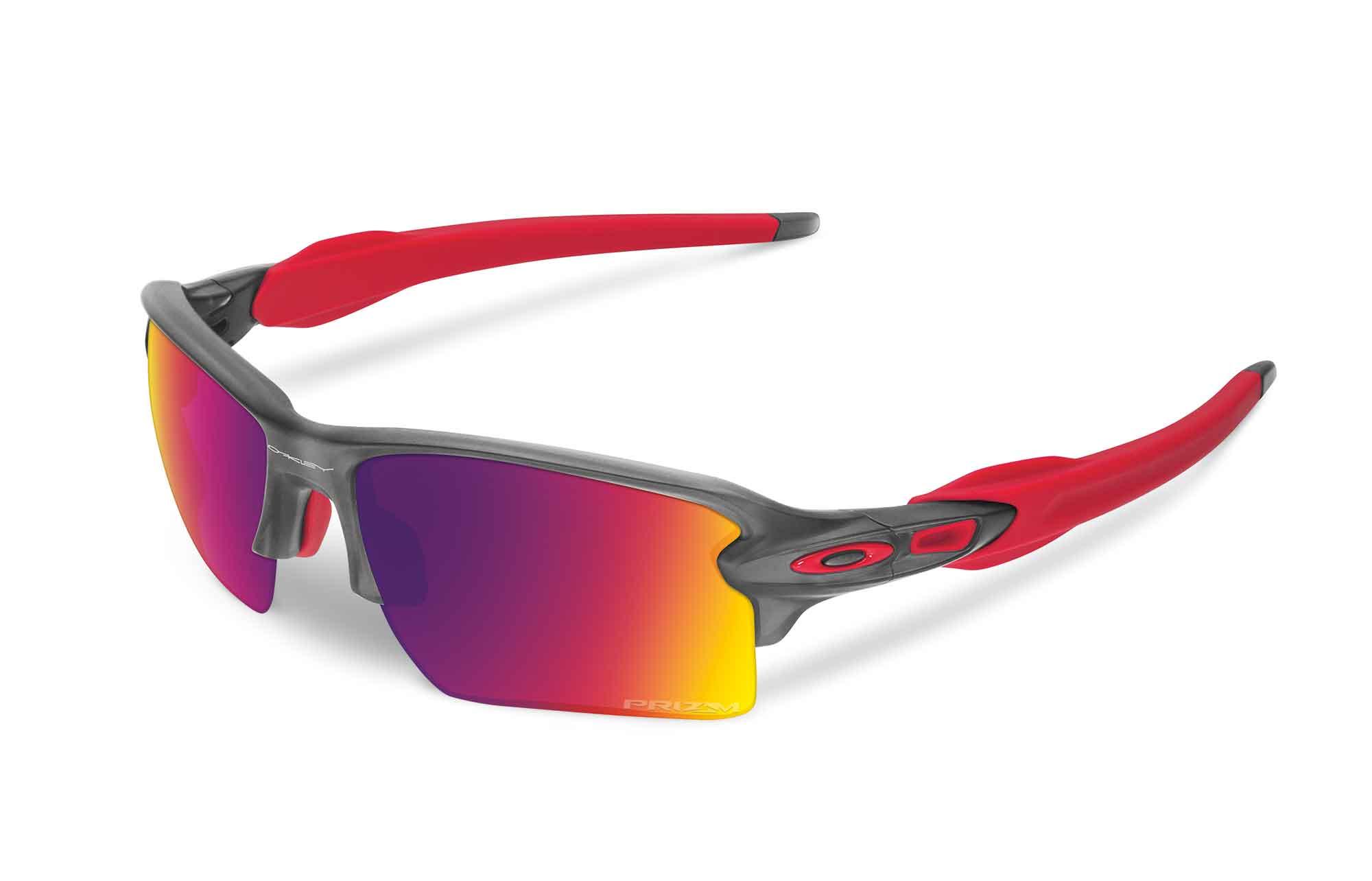 8ae7d1853a Oakley Prizm Road Flak Jacket 2.0 XL Glasses