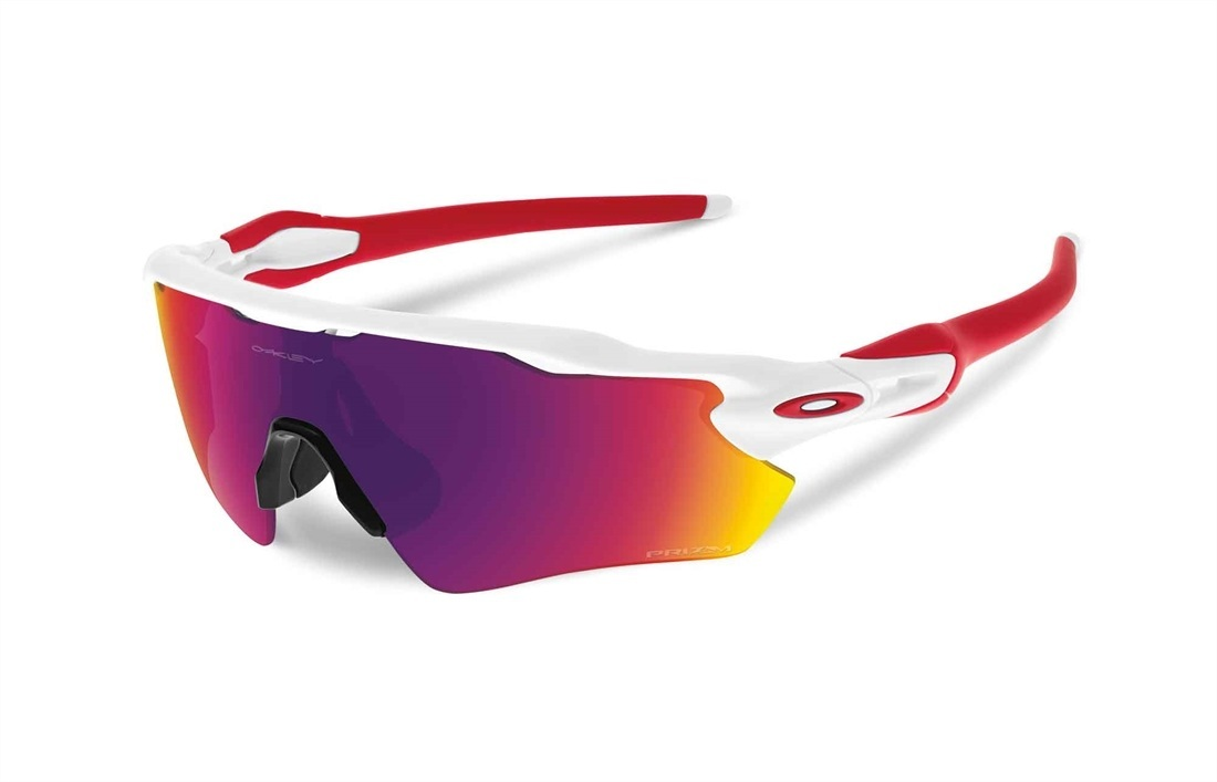 oakley radar ev path prizm road lens