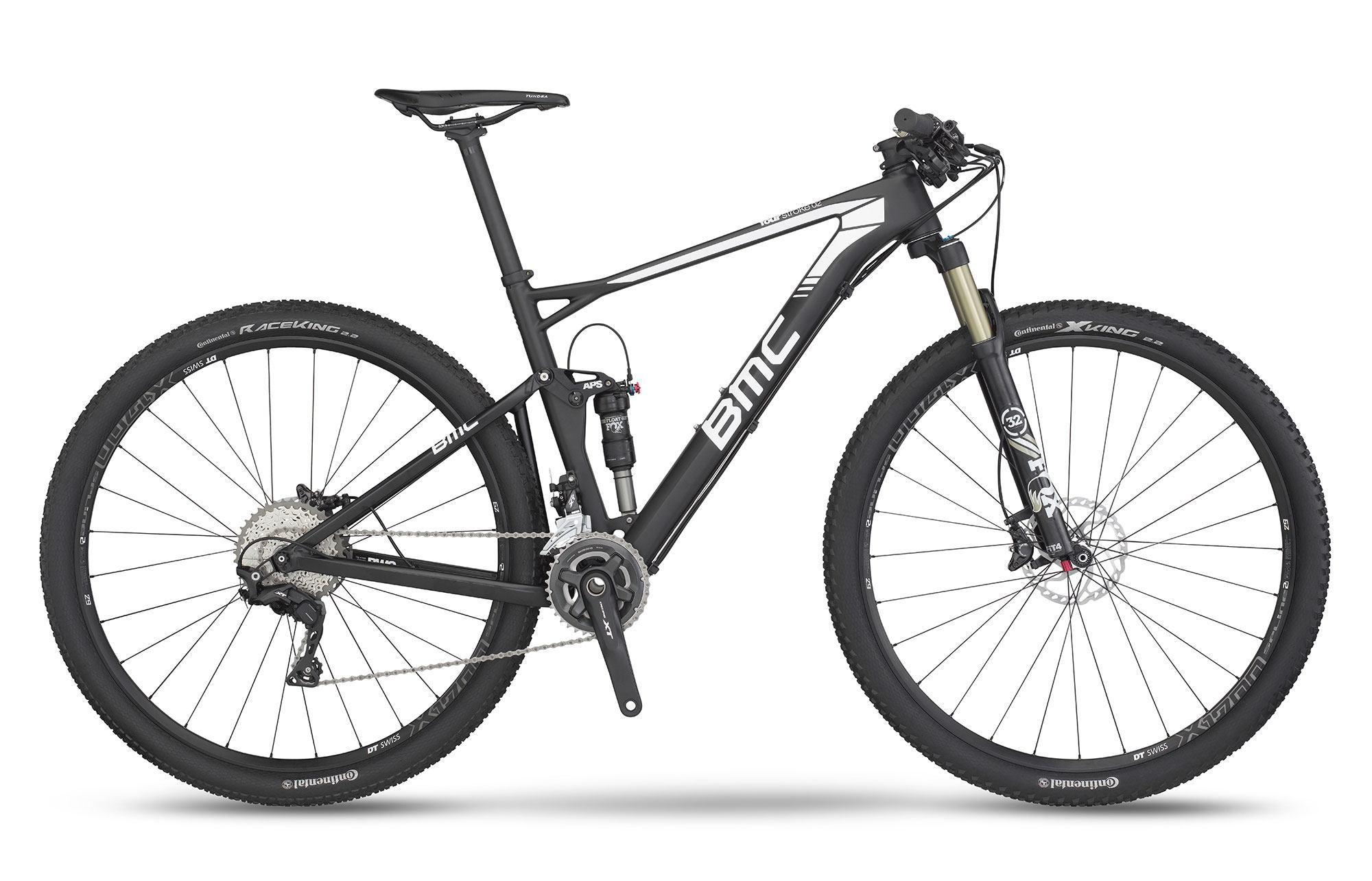 2016 Bmc Fourstroke 02 Xt Bike R Amp A Cycles