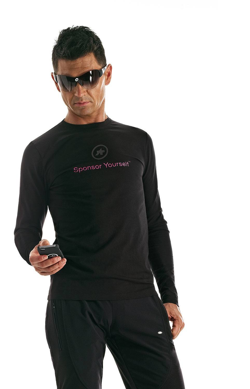 Assos Sponsor Yourself Long Sleeve T Shirt R Amp A Cycles