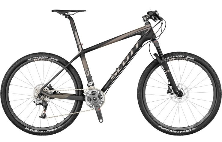 2012 Scott Scale Sl Bike