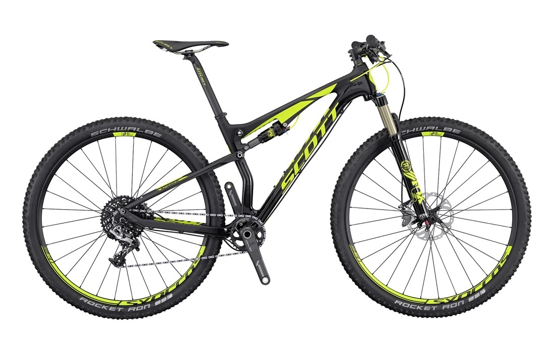 2016 Scott Spark 900 Rc Bike Ra Cycles