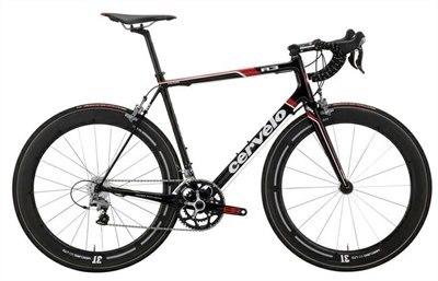 2012 Cervelo R3 Team Ultegra Bike