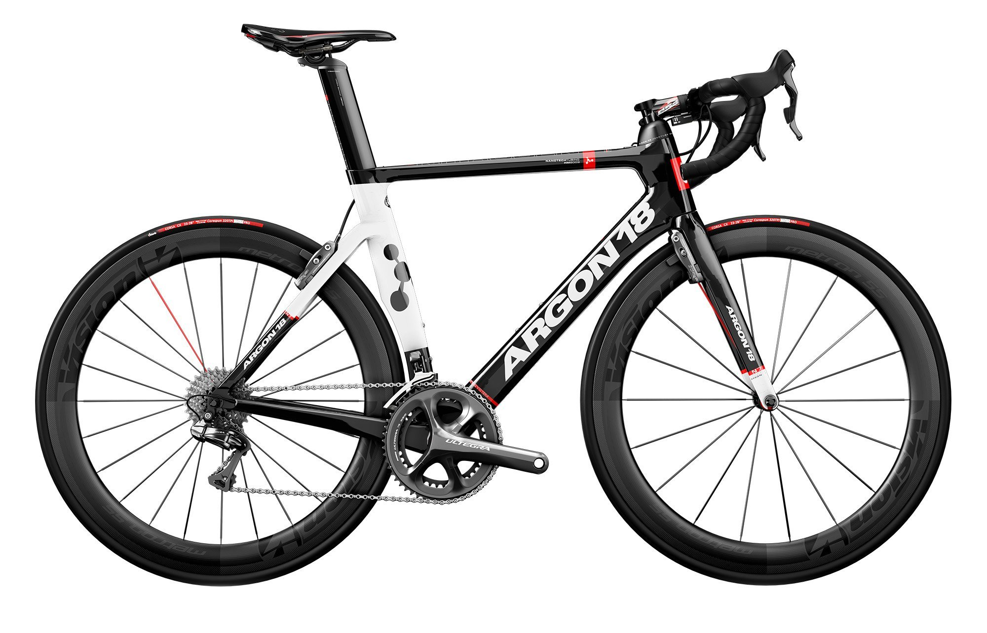 2017 Argon 18 Nitrogen Ultegra Bike R Amp A Cycles