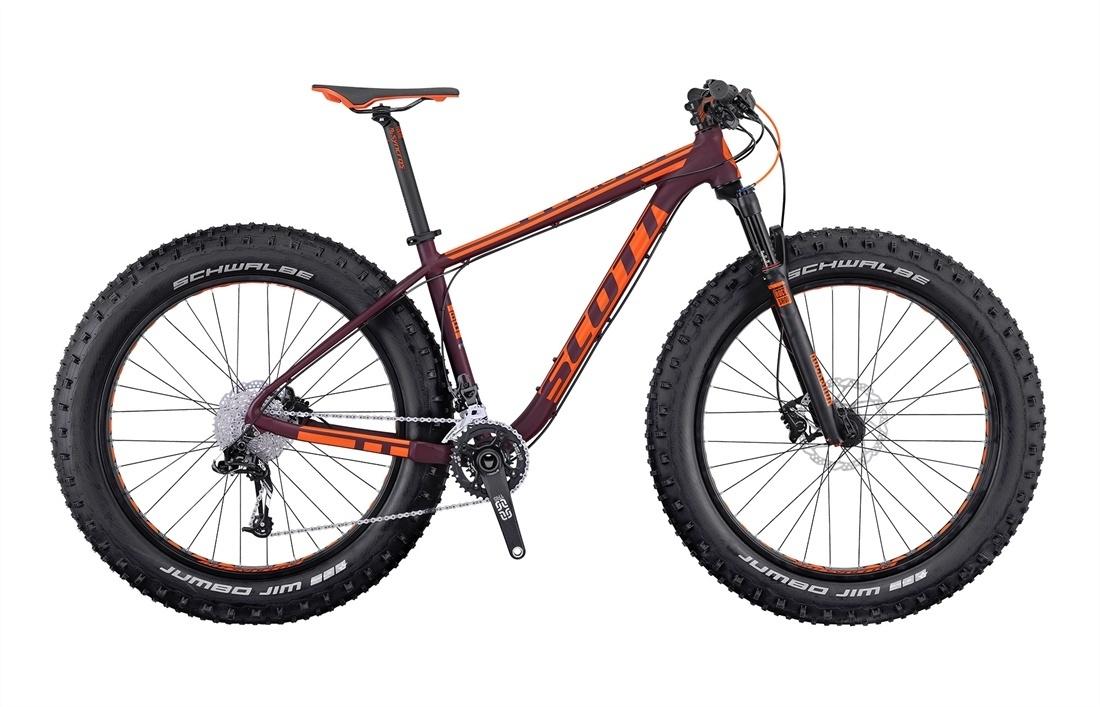 2016 Scott Big Ed Bike | R&A Cycles