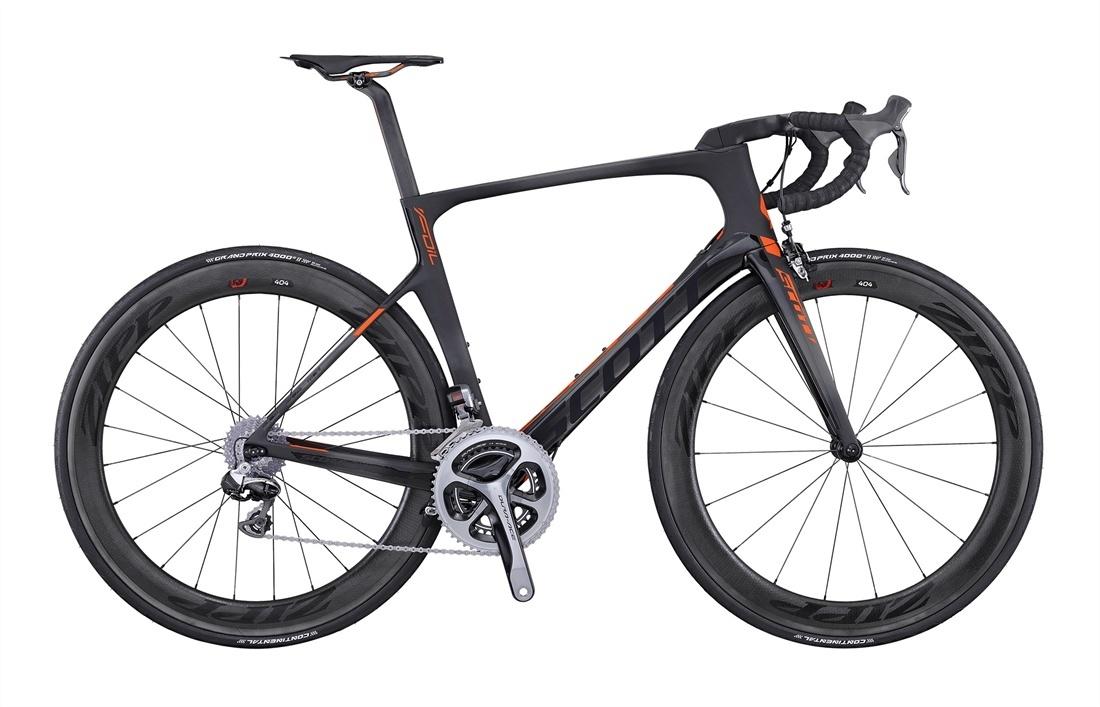 2016 Scott Foil Premium Bike